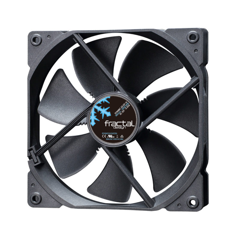 Image of Fractal Design Fan Dynamic X2 GP14 Black