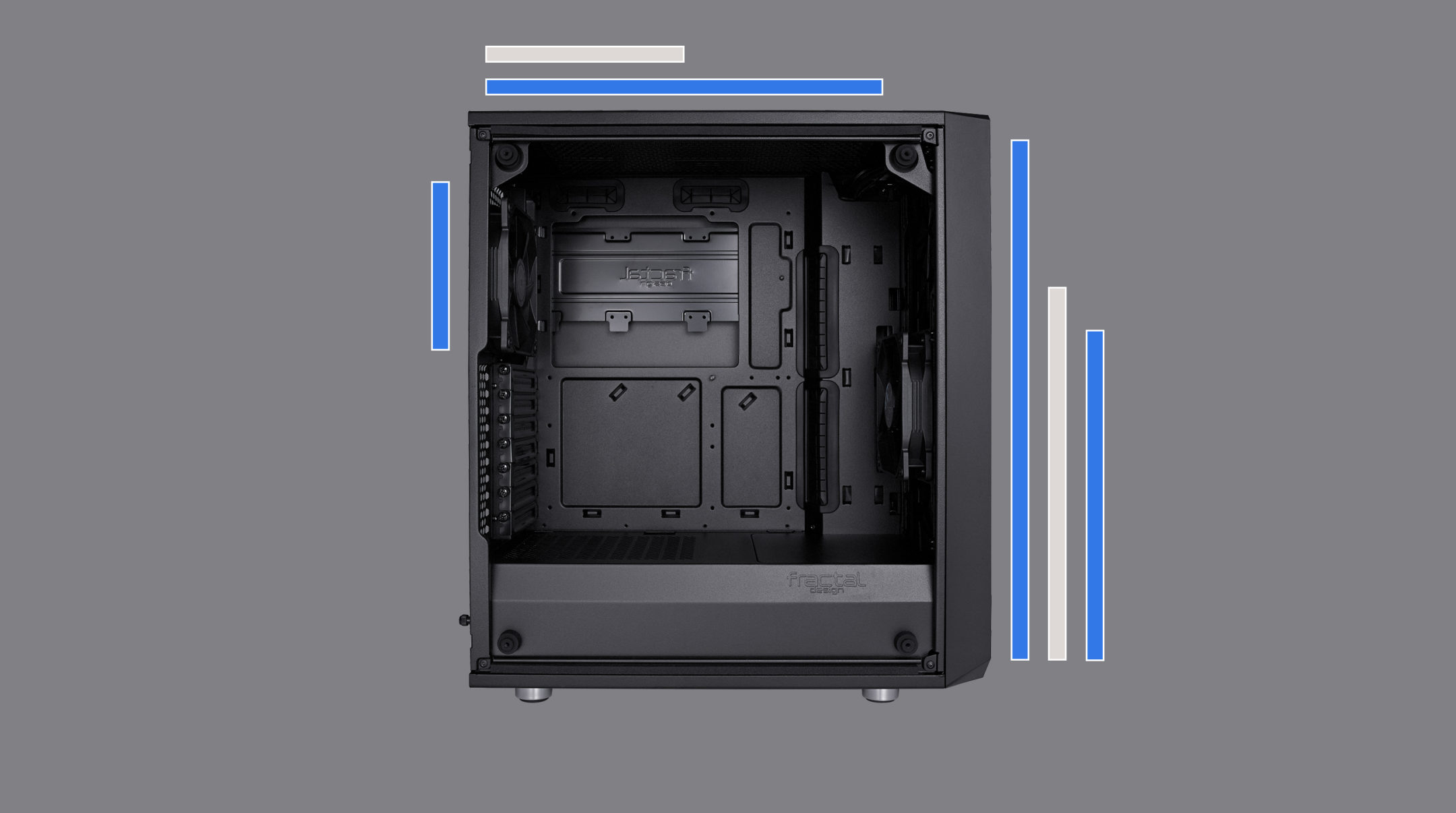 Water cooling support 4