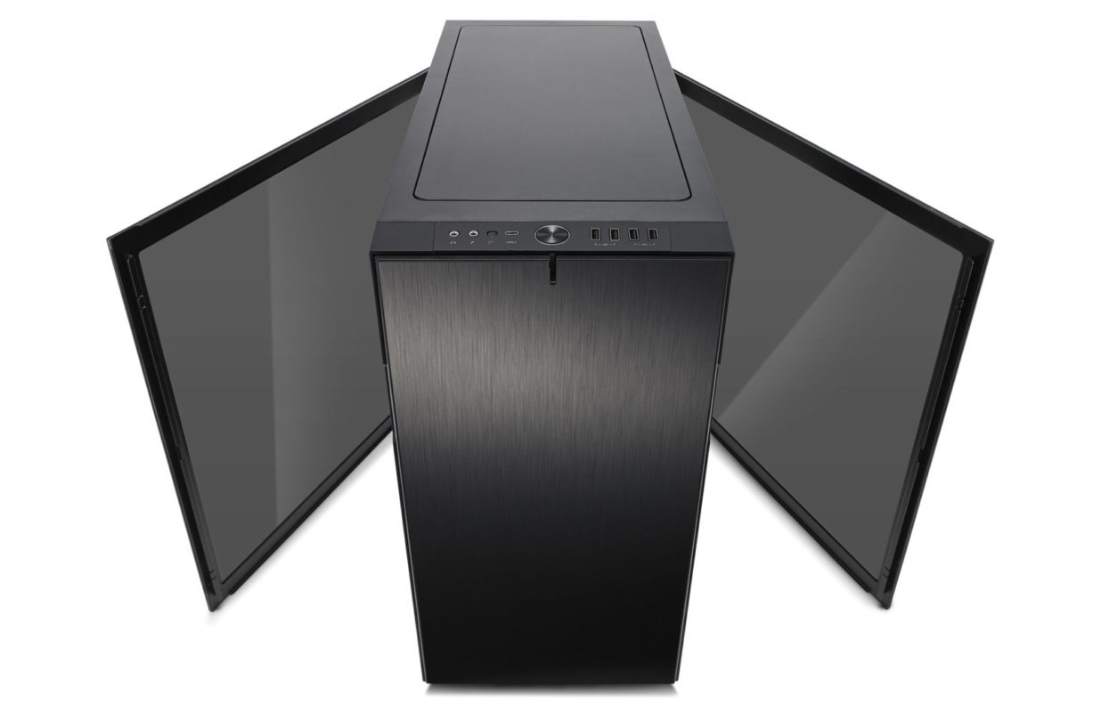 Image of double Define R6 TGD Panel Accessory by Fractal Design