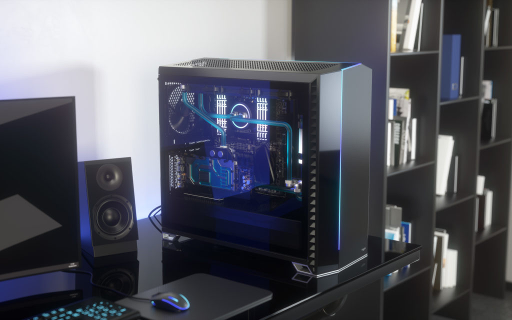 Image of Vector RS Computer case from Fractal Design