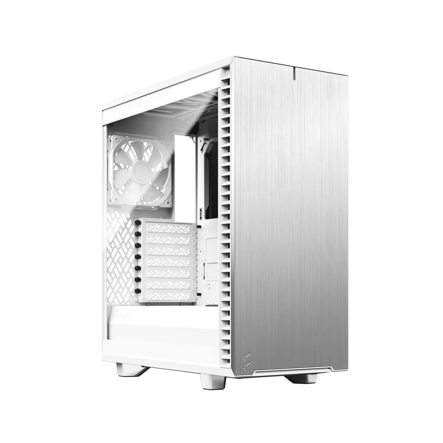 Review Fractal Define 7 Compact Light Tempered Glass 1